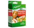 4 x Trafalgar Premium Plastic Strips 50pk 2