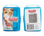 Trafalgar 126-Piece Family First Aid Kit + QuicKit 2