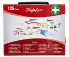 Trafalgar 126-Piece Family First Aid Kit + QuicKit 4