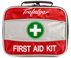 Trafalgar 126-Piece Family First Aid Kit + QuicKit 5