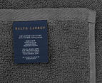 Ralph Lauren 89x183cm Palmer Body Sheet - Grey 2