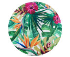 Cooper & Co. 60cm Round Canvas Wall Art - Tropical 1