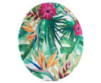 Cooper & Co. 60cm Round Canvas Wall Art - Tropical 2