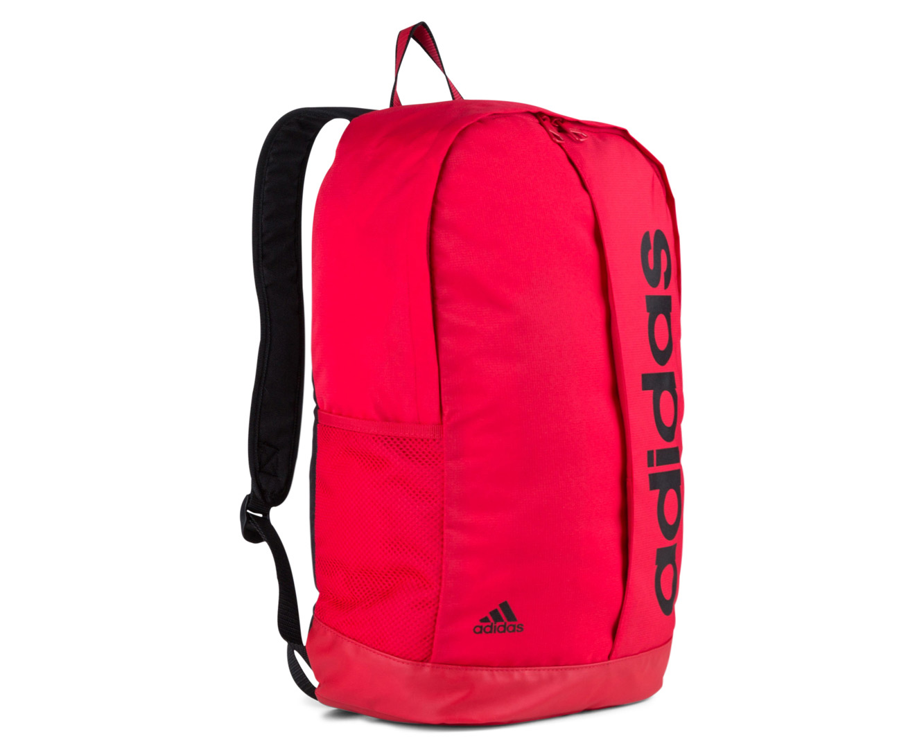 d0c26ed4717b Adidas Linear Performance Backpack - Ray Red Black