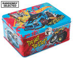 Hot Wheels 18-Compartment Carry Tin - Randomly Selected 1