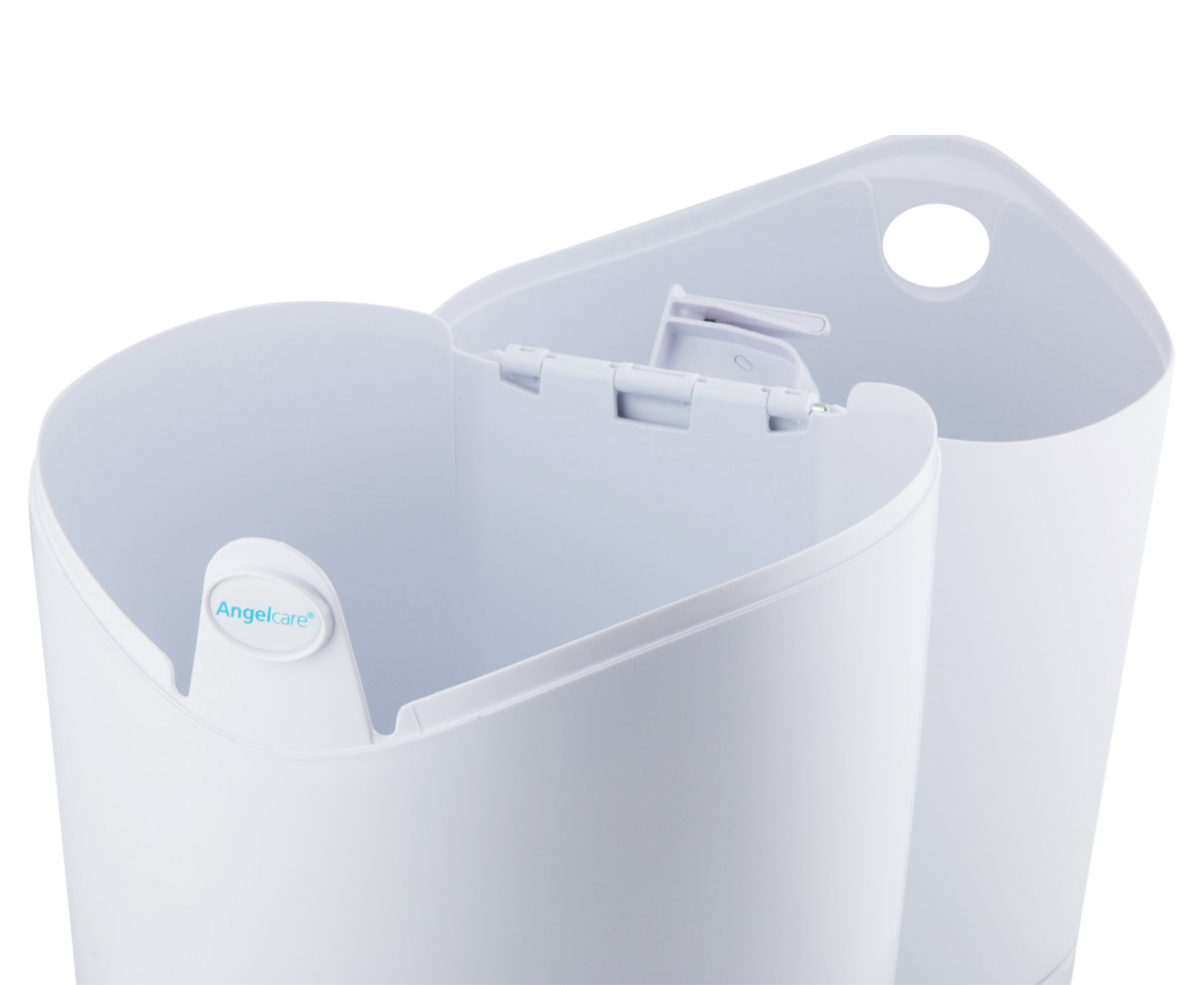 Angelcare Nappy Disposal System Starter Kit White