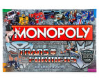 Transformers Retro Edition Monopoly Board Game 1