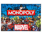 Marvel Universe Monopoly Board Game 1