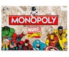 Marvel Comics Monopoly Board Game 1
