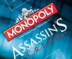 Assassin's Creed Monopoly Board Game 4