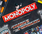 Transformers Retro Edition Monopoly Board Game 4