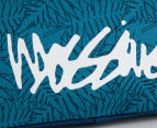 Mossimo Fern Script Toiletry Bag - Navy/Teal 4