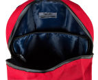 Mossimo Spliced Backpack - Navy/Red 6