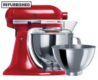 KitchenAid KSM160 Artisan Stand Mixer REFURB - Empire Red 1