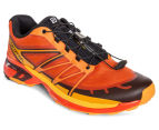 Salomon Men's Wings Pro 2 Shoe - Tomato Red/Clementine/Yellow Gold 2