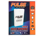 Oz Charge OCP-5 Pulse 5V / 5000mAh Portable USB Battery Charger Pack 6