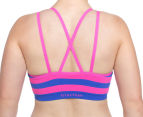 Triumph Women's Triaction Zen Crop Top - Blue-Light Combination 4