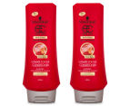 2 x Schwarzkopf Extra Care Ultimate Colour Conditioner 400mL 1
