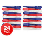2 x Comfortel Professional Sectioning Clips 12-Pack - Multi 1