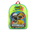 Shaun The Sheep Kids' Arch Backpack - Fluoro Green 1