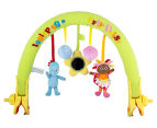 In The Night Garden Iggle Piggle Upsy Daisy Buggy Arch 1