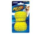 NERF Dog Medium Tyre Feeder  - Green 1