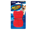 NERF Dog Medium Tyre Feeder - Red 1