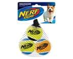 NERF Dog Small Squeaker Tennis Balls 3-Pack 1
