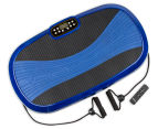 Vibration Machine Multiple Exercise Platform - Blue 2
