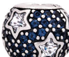 Pandora Follow The Stars Pavé Charm - Silver/Midnight Blue 6