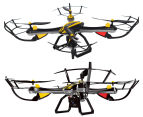 Xtreem FlyEye Quadcopter 720p Video Drone - Yellow/Black 3