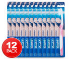 12 x Oral-B Advantage Complete Sensitive Toothbrush Extra Soft - Pink 1