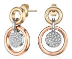 Mestige Adele Trio Earrings - 12-Karat Gold Plated 1