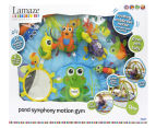 Lamaze Pond Symphony Motion Gym - Multi 4