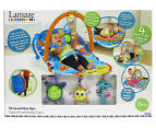 Lamaze Sit Up & See 2-in-1 Activity Gym - Multi 3