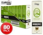8 x Grinders Master Roasters Organic Coffee Capsules 10pk 1