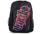 Unit Men's Inferno Backpack - Black/Red 1