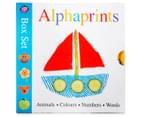 Alphaprints 4 book mini Slipcase 2