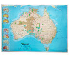 Set of 2 Wall Maps 3