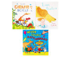 Say Boo to the Animals & Other Stories 10-Book Pack 3