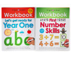 Wipe Clean Early Learning Workbooks 5-Pack 3