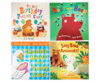 Say Boo to the Animals & Other Stories 10-Book Pack 4