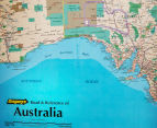 Set of 2 Wall Maps 5