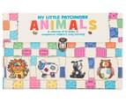 My Little Patchwork Animals 10-Book Pack w/ Storage Case 1