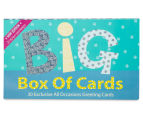 Big Box of Cards: Greeting Cards for All Occasions 30-Pack 1