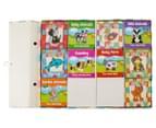 My Little Patchwork Animals 10-Book Pack w/ Storage Case 2
