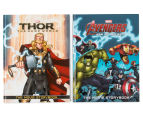 Marvel Blockbuster Collection 5-Book Slipcase 5
