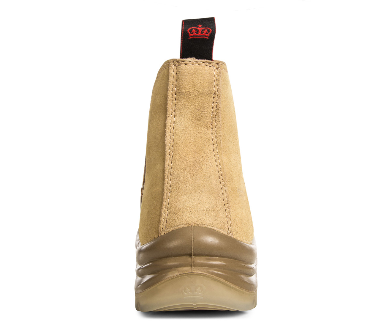 70c0b0dd442 King Gee Men's Flinders Non Safety Suede Boots - Sand