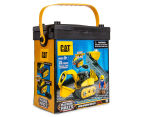CAT Construction Junior Operator Work Site Excavator w/ Sifter 2