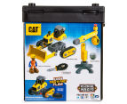 CAT Construction Junior Operator Work Site Bulldozer w/ Crane 6